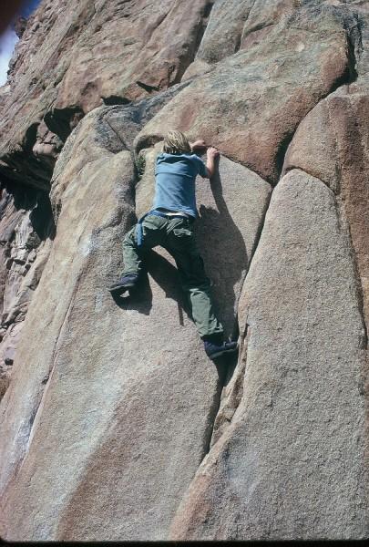 Bouldering Taylor Canyon Gunnison