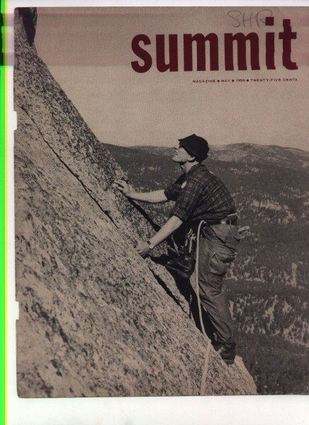 MB on cover of Summit