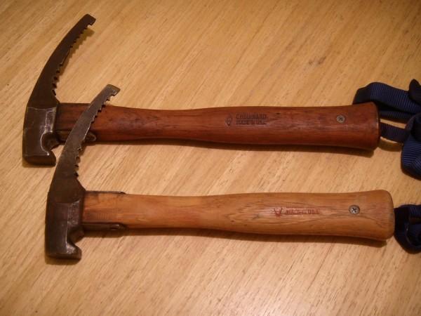 Chouinard 1975 Alpine Hammers