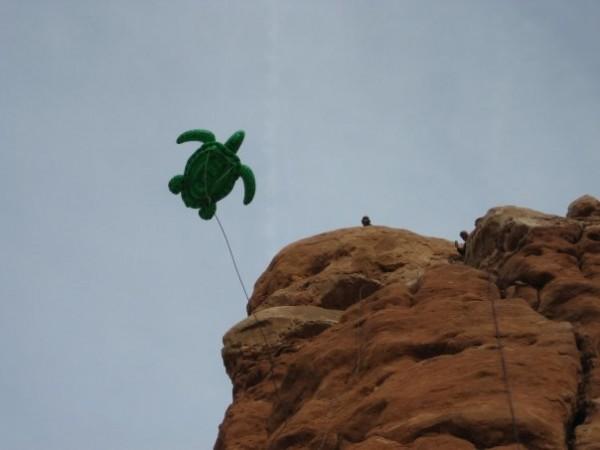 Rope jump!