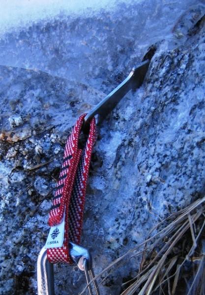 USHBA sphincter rock/ice
