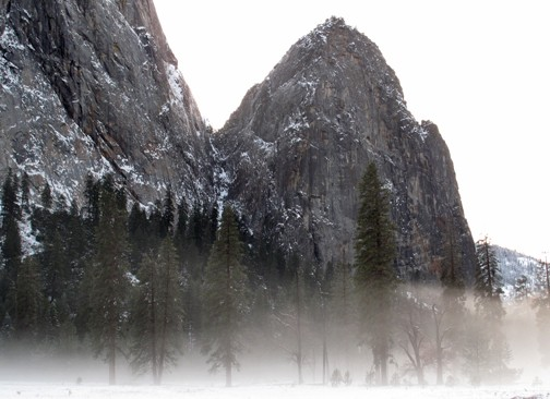 Steaming Cold Cathedral.