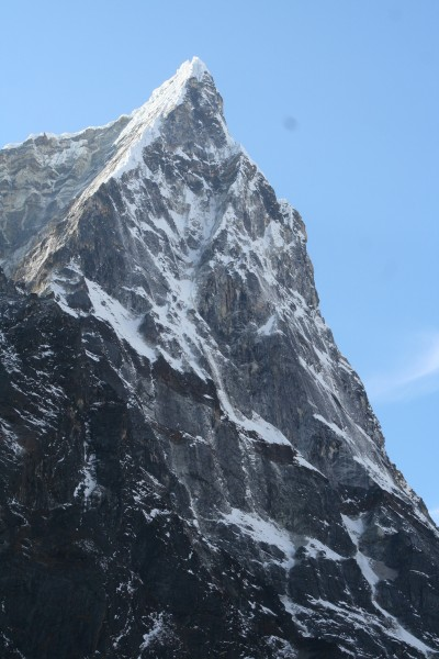 North Face of Cholatse