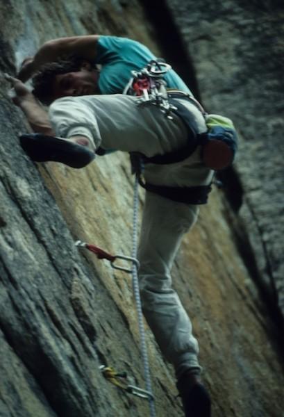 Hamish Fraser - Red Zinger, Yosemite