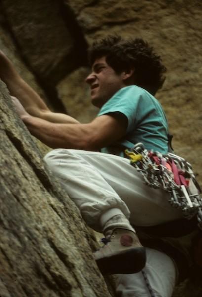 Hamish - Red Zinger, Yosemite