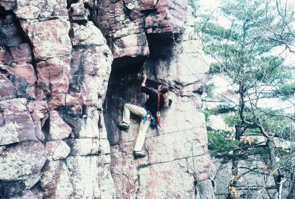 Dale Moir on the Eave of Destruction 5.9