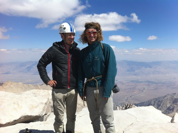Summit of Whitney