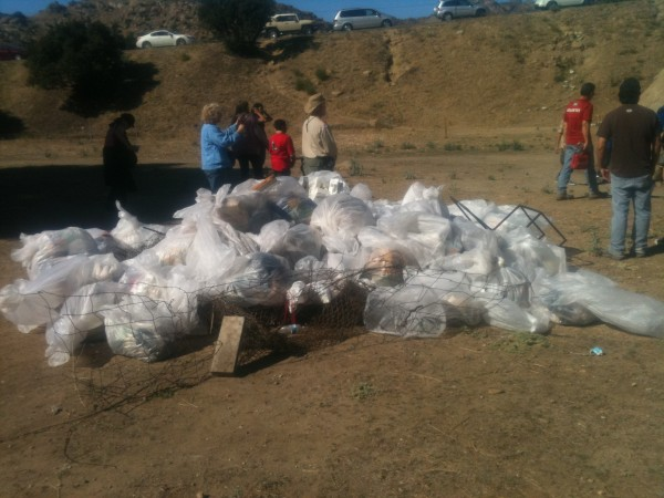 Stoney Clean up 2011