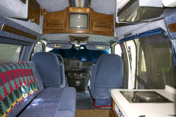 4x4 Van Conversion Ot Supertopo Rock Climbing