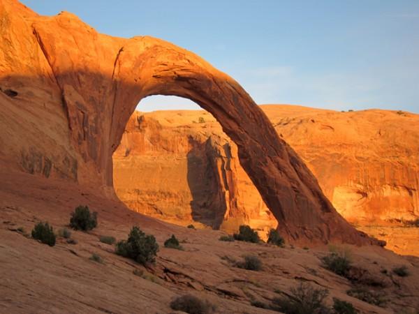 Corona Arch.