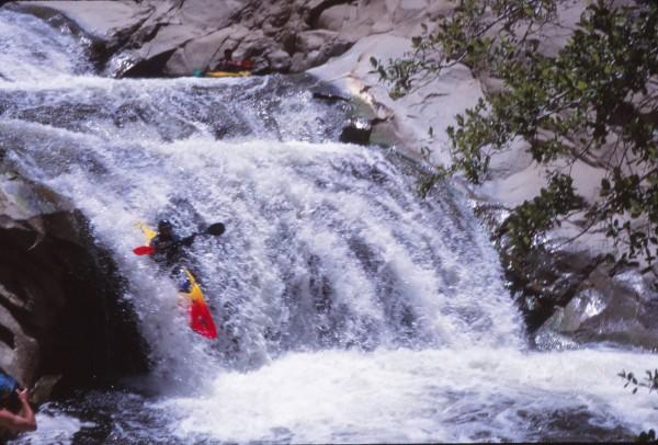 dan and bill on brush creek