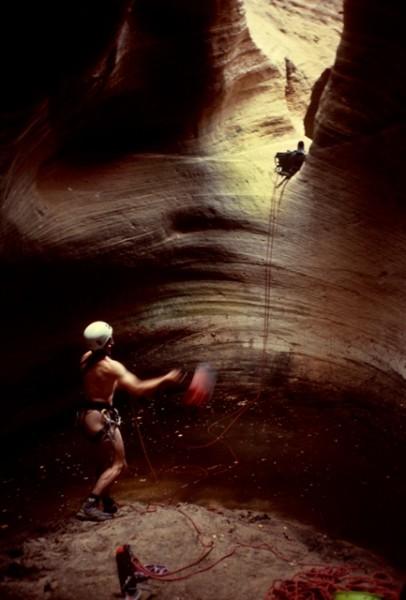 Imlay Canyon, Zion