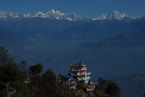 View from Nagarkot.