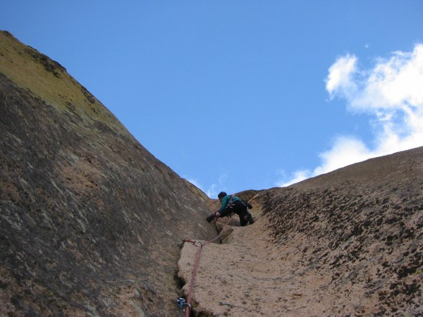 The finger flake pitch on Abracadaver