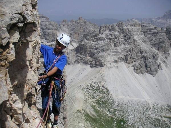 Grosse Micheluzzi - Piz Ciavazes - Dolomites