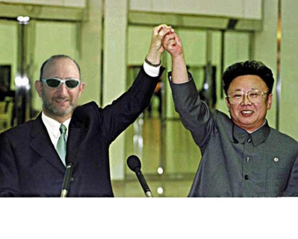Sierra Ledge Rat and Kim Jong Ill
