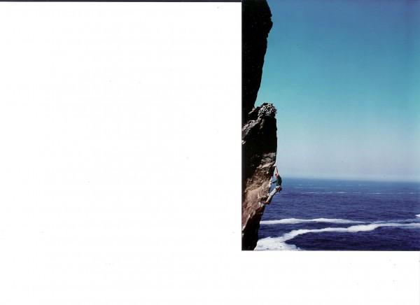 Paul coast climbing, 2004