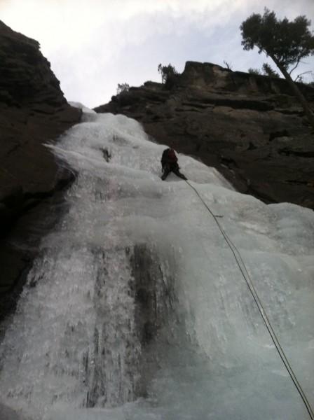WI4 Upper Sentinel Falls