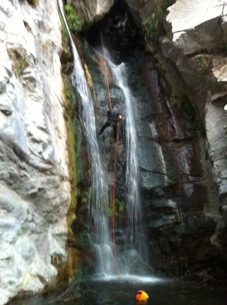 Millard Canyon 12/26/11