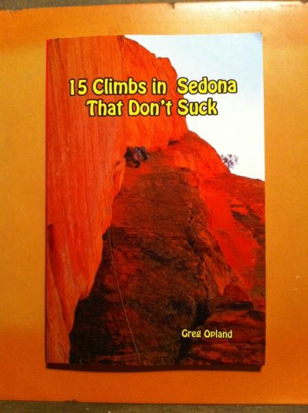 Sedona AZ Climbing - LIMITED EDITION