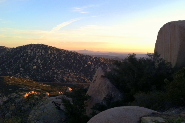 Sunset 2/4/12