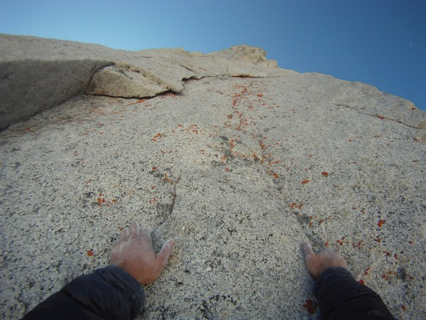 10 face crux, i think i did it wrong