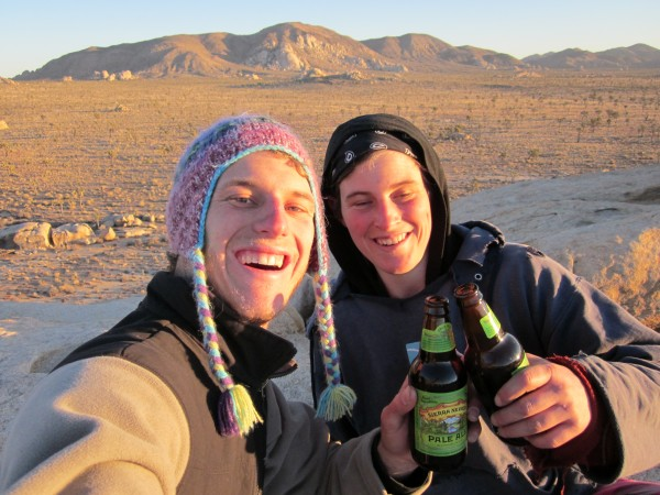 Sunset beers!