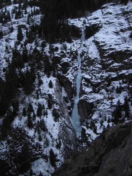 Horsetail Falls (WI4-5 500').