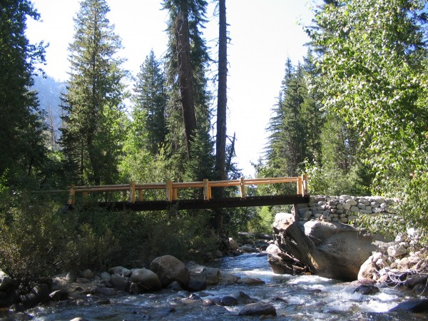 Sphinx Creek bridge <br/>