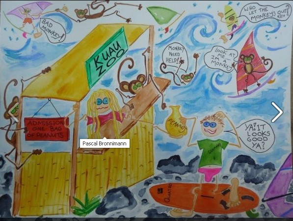 &quot;The Kuau Zoo&quot; <br/>