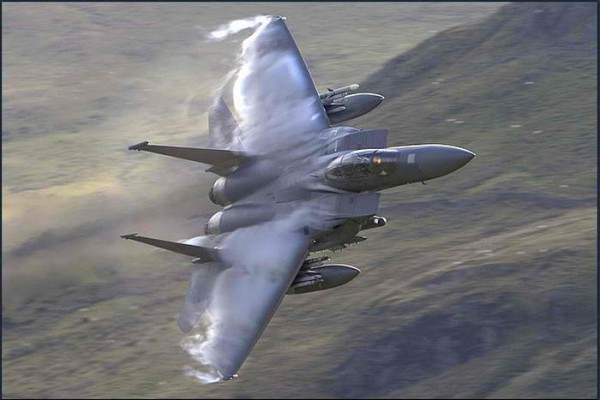 F 15E Strike Eagle