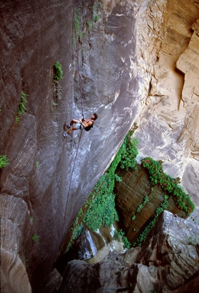 Mystery Canyon, Zion