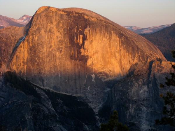 Half Dome NW Face