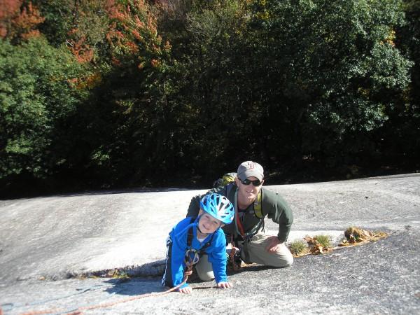 Sean and his dad