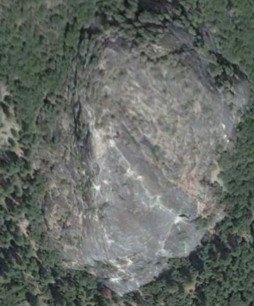 Manure Pile Buttress, Yosemite NP