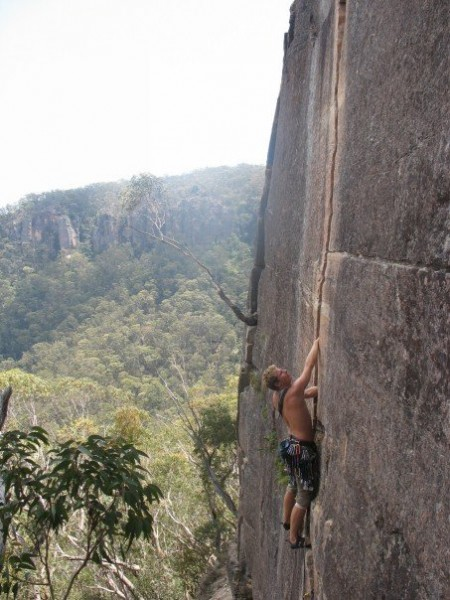 such a good climb!