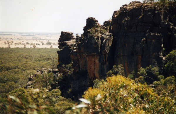 Edge of the Grampians