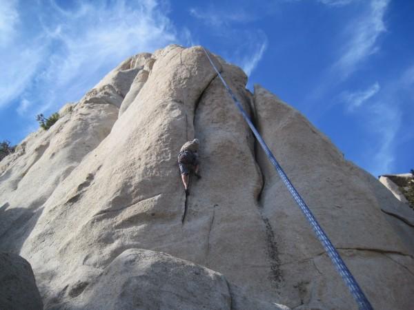 Crack climb <br/> 10.d
