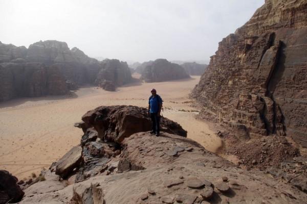 Sabbah's Route, Wadi Rum, Jordan