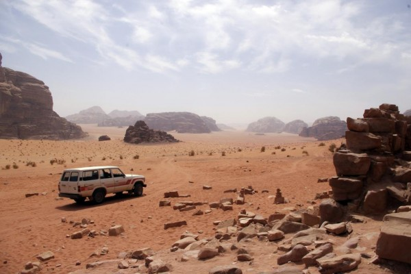 Lawrence of Arabia's House, Wadi Rum, Jordan