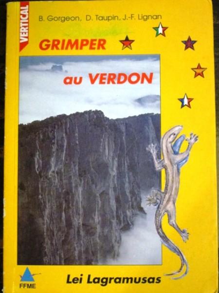 Grimper au Verdon 1991