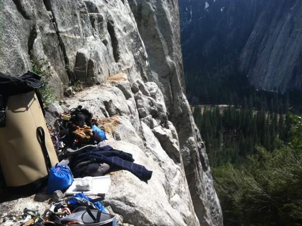 Base of Excalibur, El Cap
