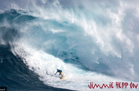 Kai Lenny SUP'n Peahi <br/>