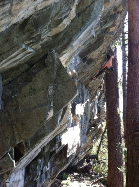 Peter Mayfield sending at the Fight Club  .11c/d, Bear's Lair,  Emeral...