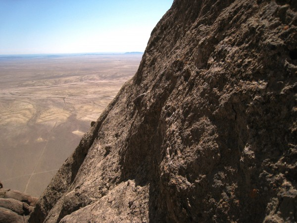 The Traverse Pitch