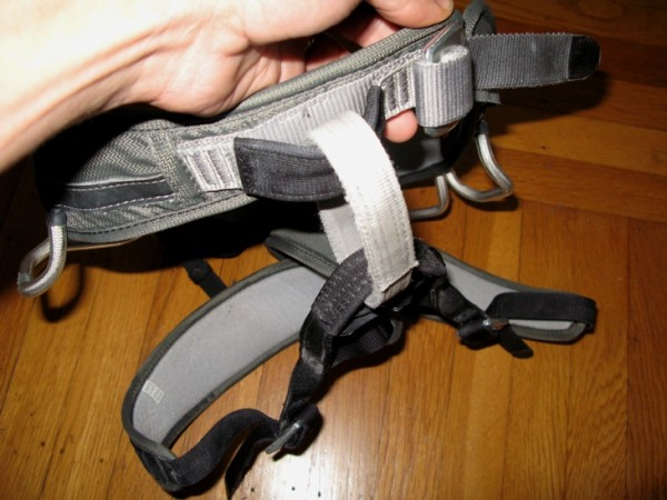 My BD harness