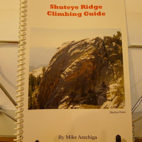 Shuteye Ridge.