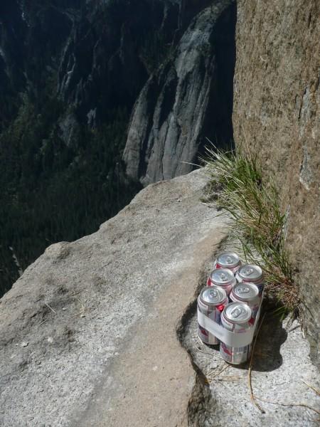 Beer on the Bismark!