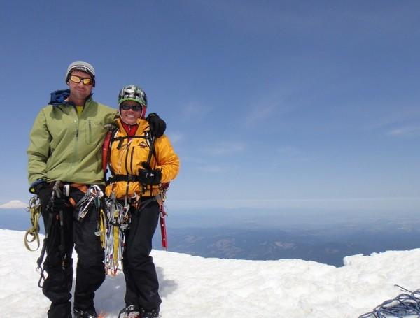 Summit shot
