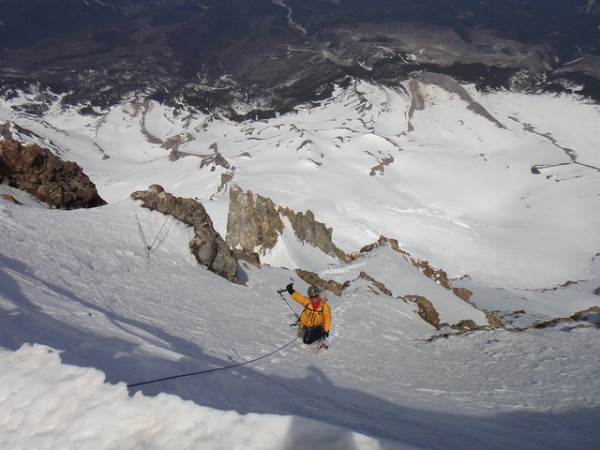 Getting up to the summit after joining NF